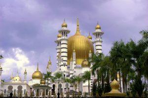 ubudiah-mosque-kuala-kangsar-malaysia