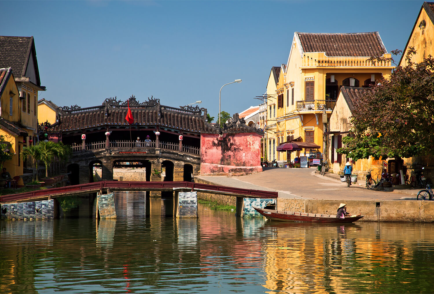The Japanese Covered Bridge - The Legacy Of Ancient Japan In Hoi An
